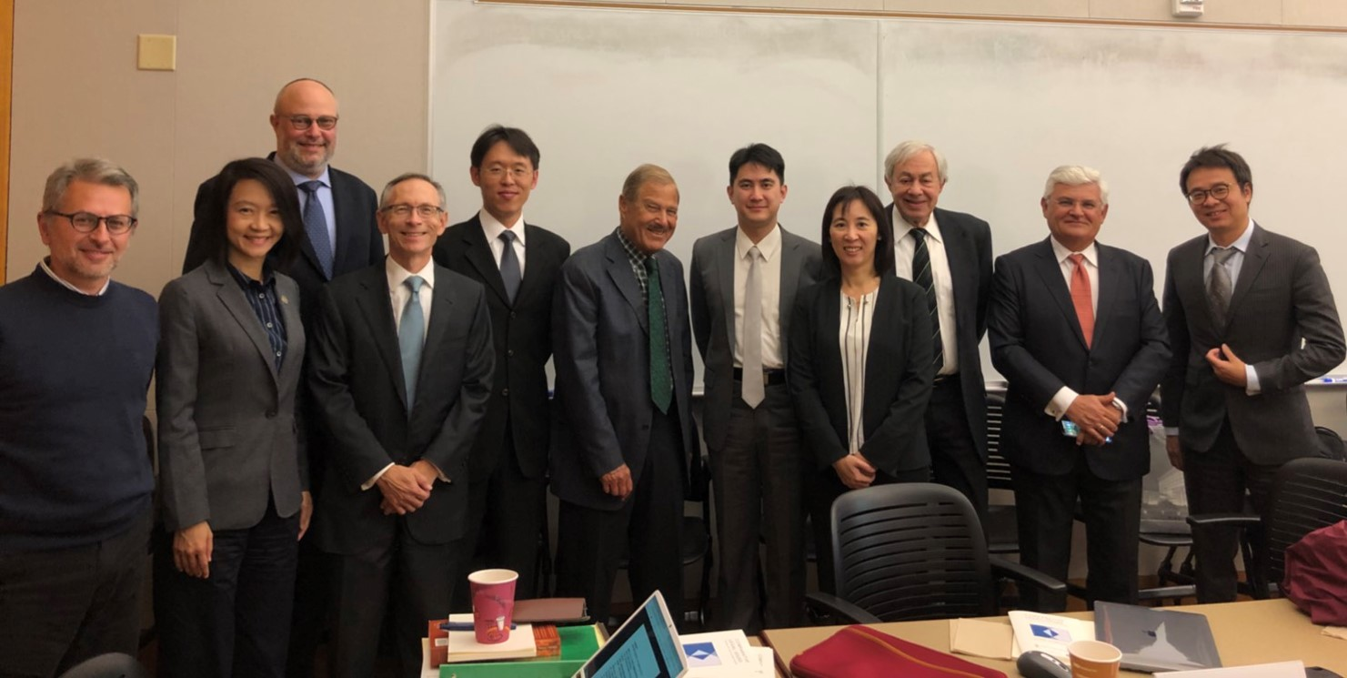 COMPARATIVE LEGAL ISSUES: Taiwan & the United States