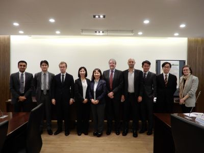 11/23 Joint Conference between Faculty of Law CUHK (Chinese University of Hong Kong) & NTU Law