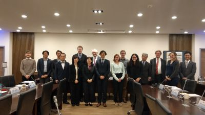 3/14-3/15 The joint conference between University of Hamburg, Kyoto University, and NTU Law.